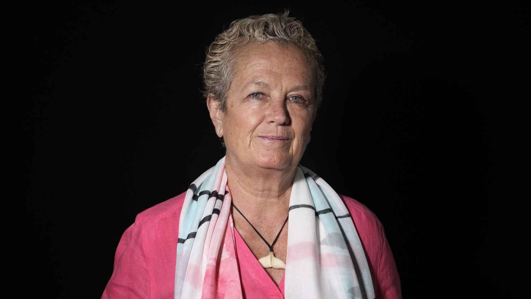 La oncóloga Ana Casas.