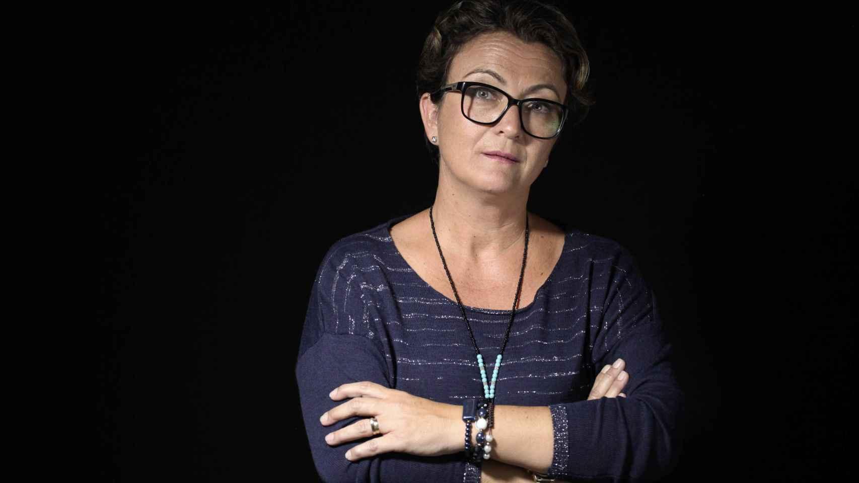 La psicooncóloga María Ramírez