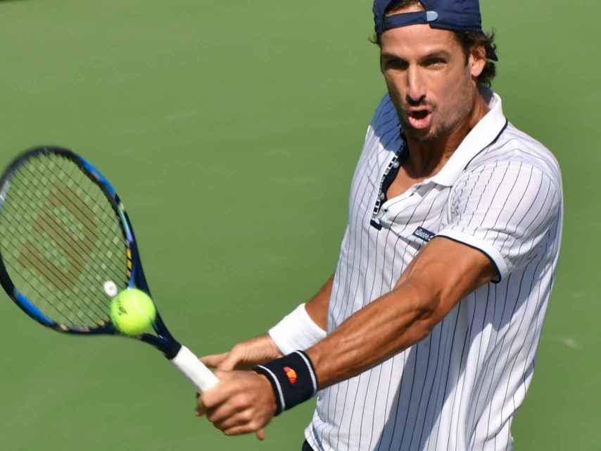 El tenista, en una imagen de archivo.