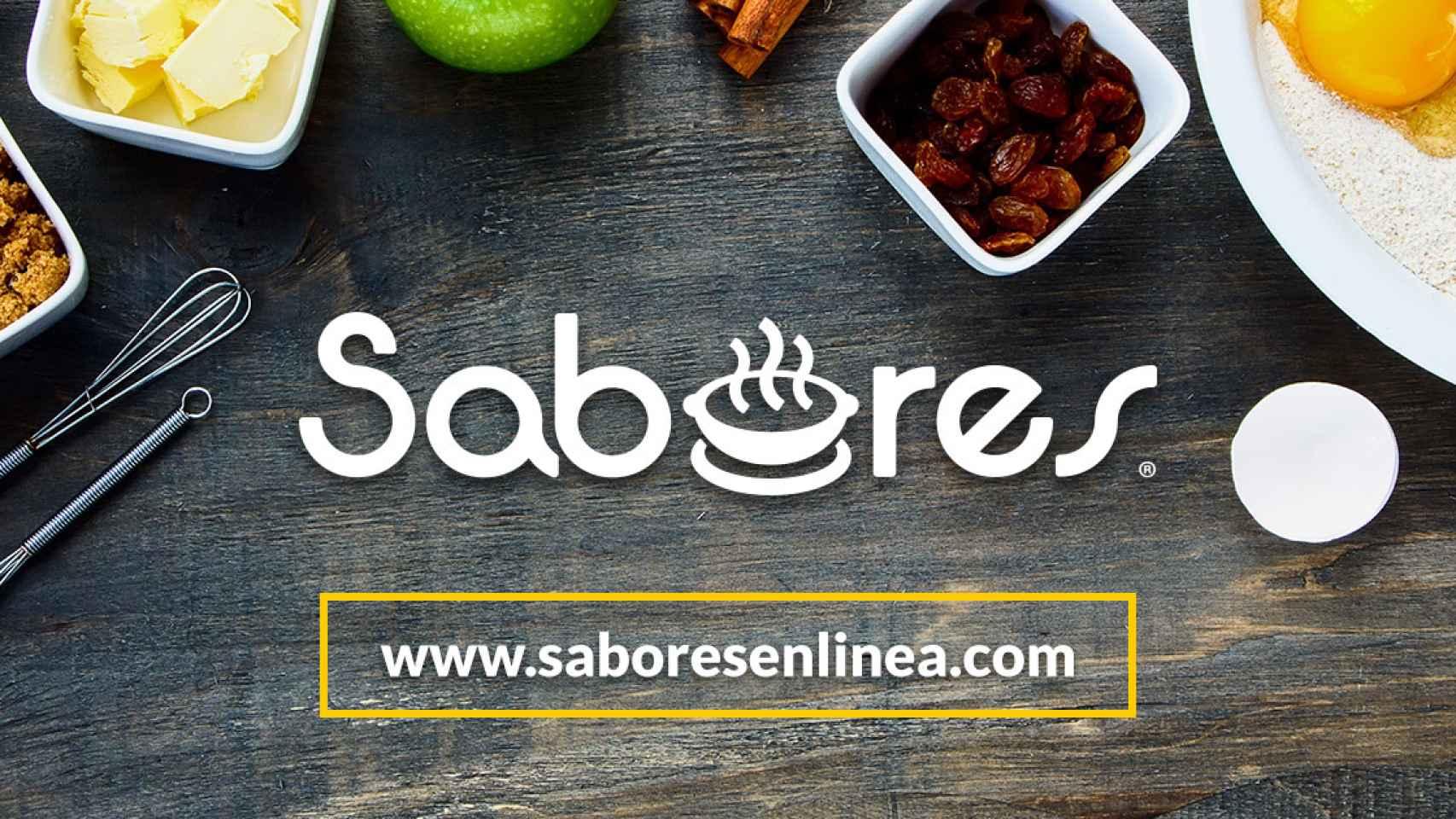 La página española Sabores también es ha sumado al fenómeno de las recetas virales.