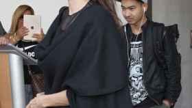 La actriz  Angelina Jolie
