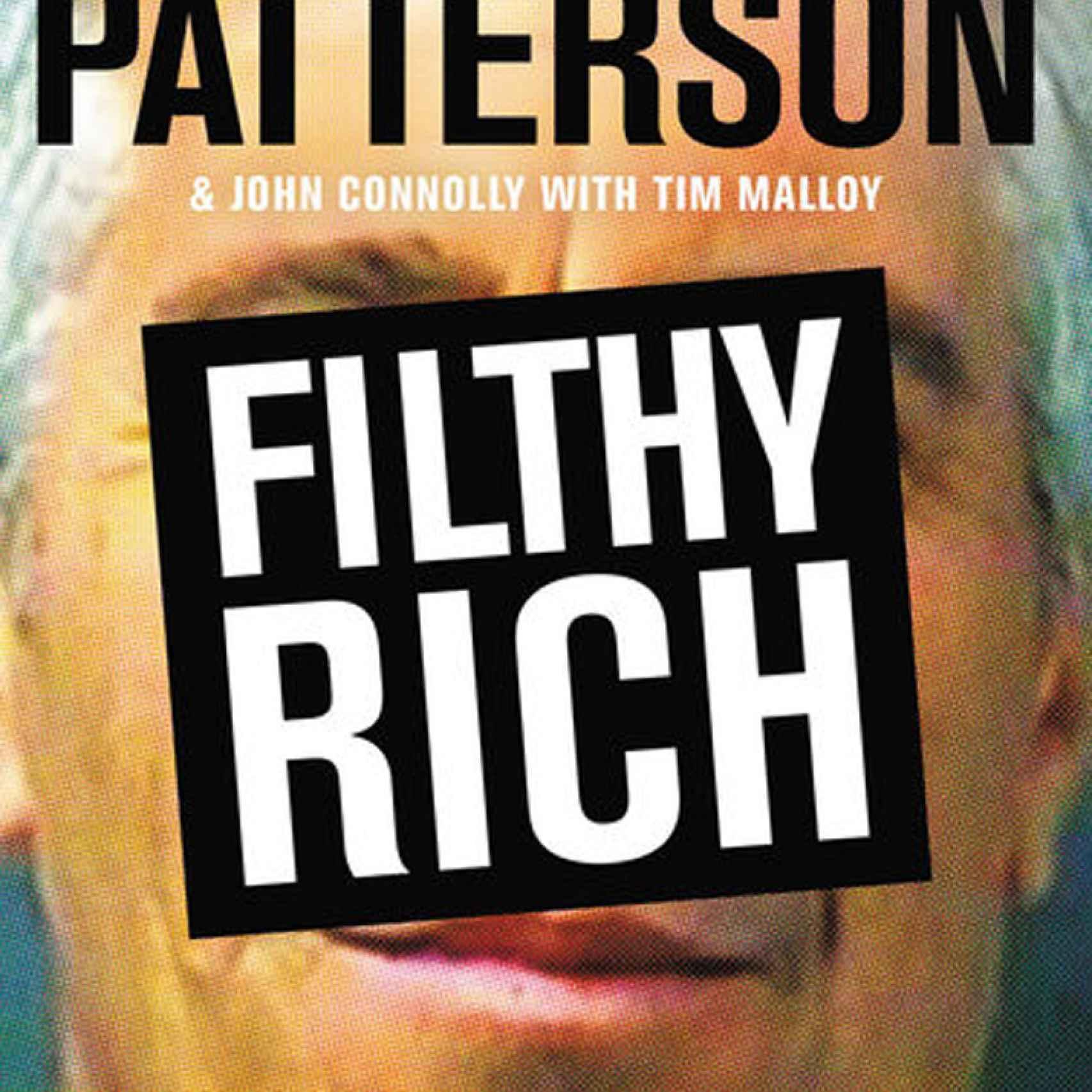 Portada del polémico libro, Filthy Rich.
