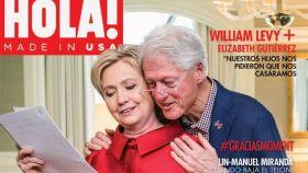 ¡Hola! se apunta un tanto internacional con su exclusiva a Hillary Clinton
