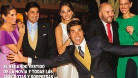 Kiko Rivera con sus hermanos Francisco y Cayetano