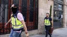 LA UDEF BUSCA FACTURAS POR POSIBLE CORRUPCIÓN EN EL AYUNTAMIENTO DE SAGUNTO