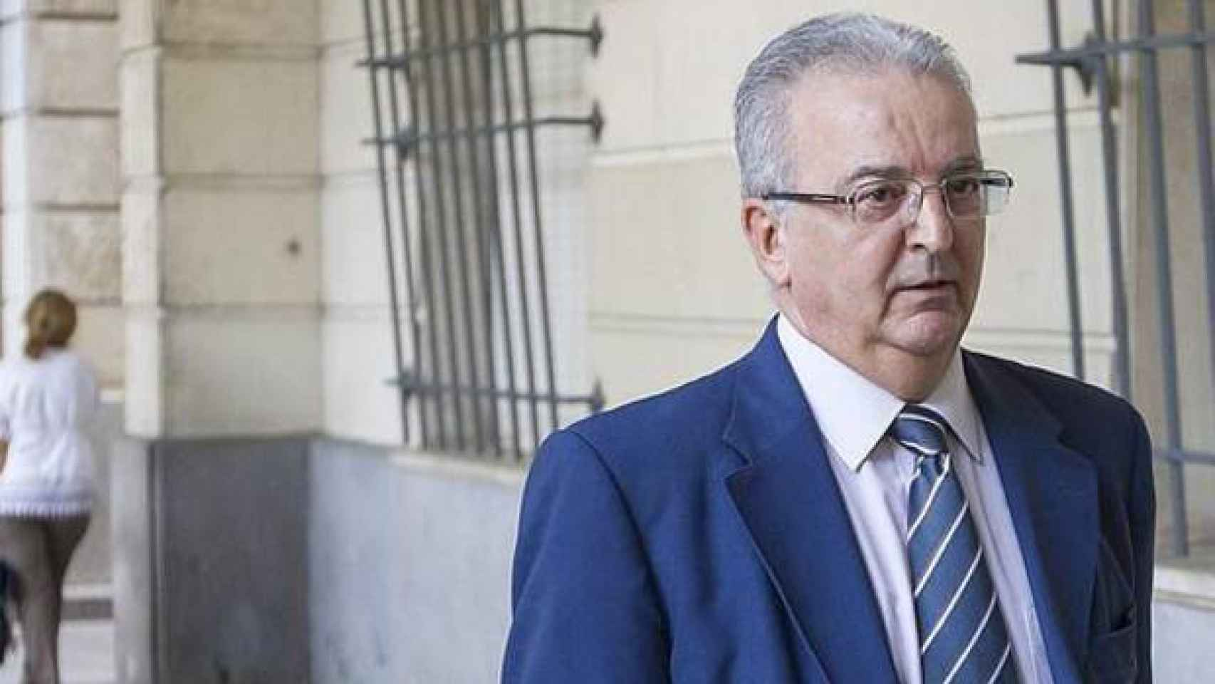Antonio Fernández, exconsejero de Empleo de la Junta