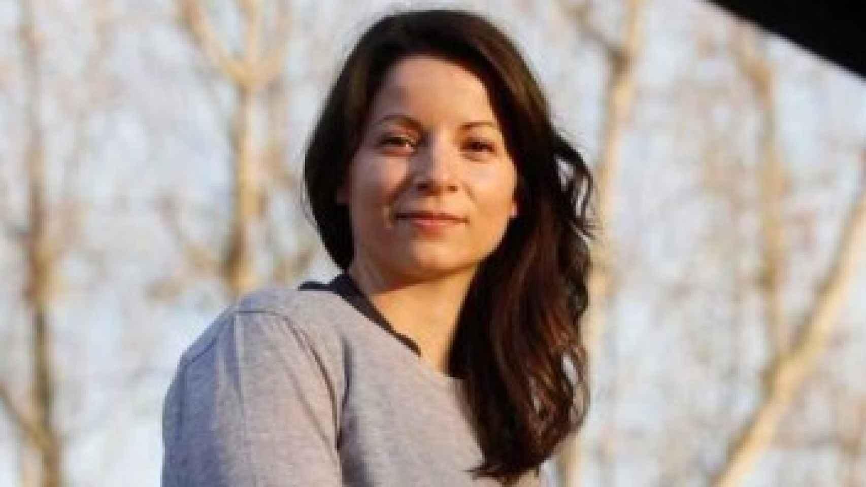 Patricia García, en una imagen de archivo.