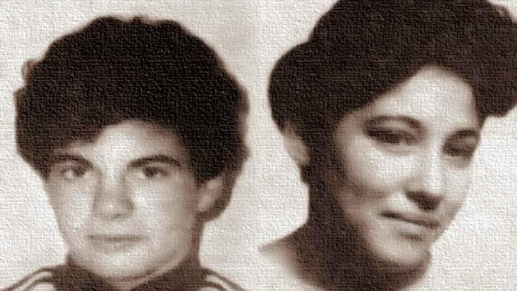 Francisco Valeriano y Pilar Ruiz.