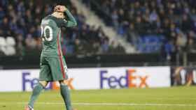 El Athletic pierde en Bélgica y se queda último de grupo
