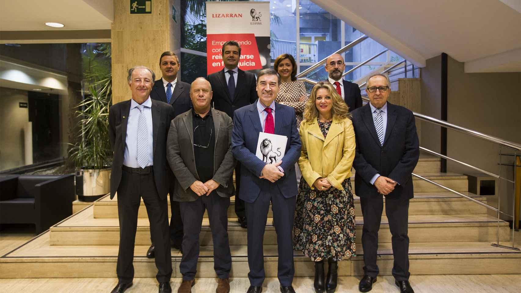 Encuentro Lizarran-El Español: Emprendiendo con éxito, reinventarse en franquicia
