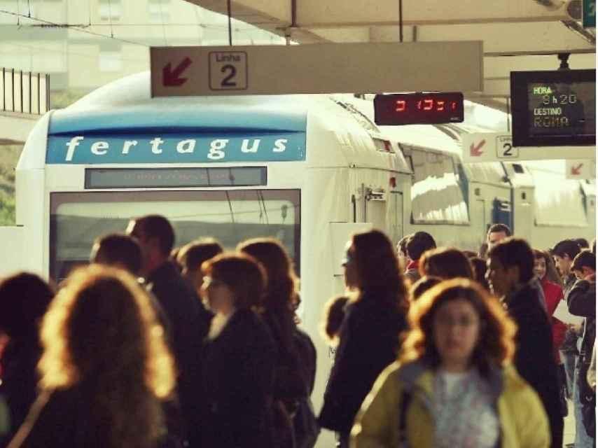 Al menos 51 trenes de la empresa Fertagus se han visto afectados este año.