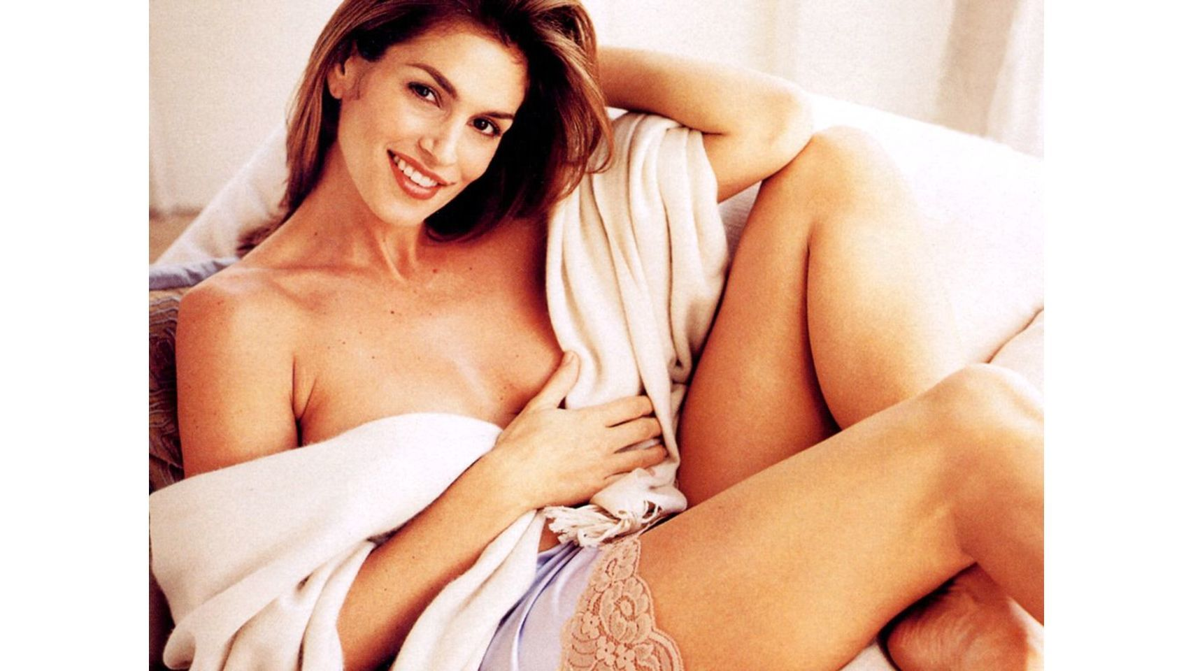 Cindy Crawford.