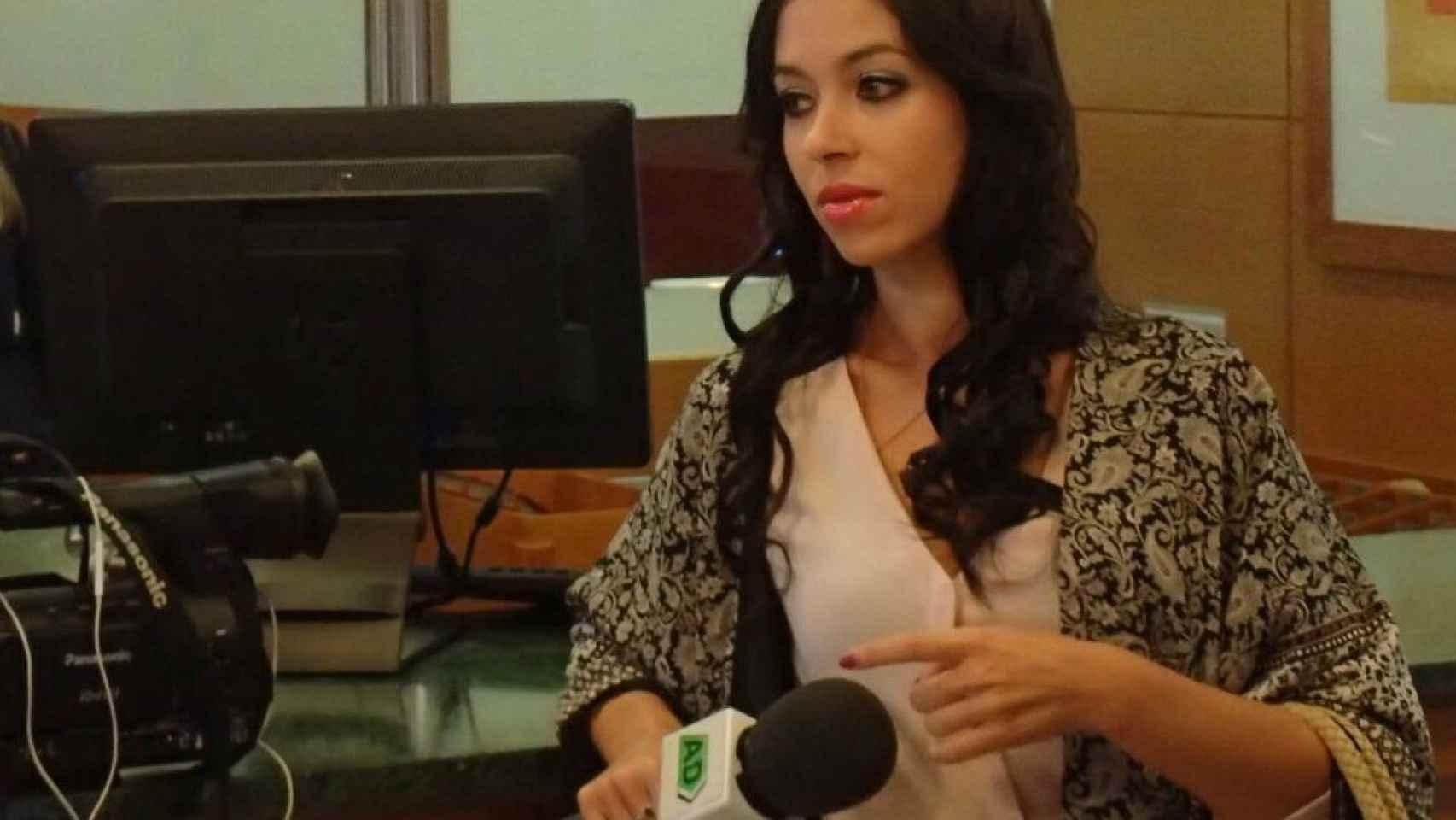 La periodista de Canal Sur despedida tras darse de baja por su embarazo