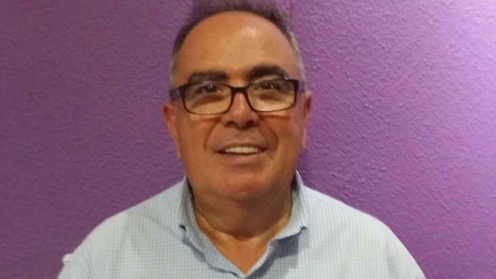 Francisco Galera, actual alcalde del pueblo