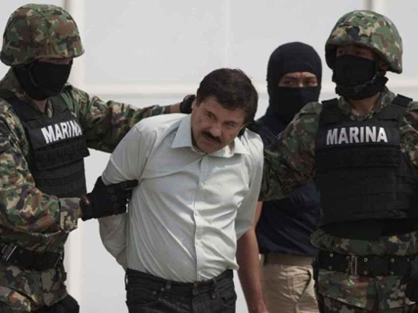 Ajedrez extremeño para el 'Chapo' Guzmán