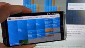 La aplicación perfecta para ver qué ocupa espacio en tu móvil