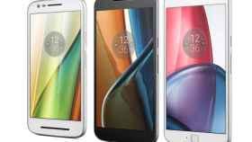 Los Moto E y Moto G4 Plus rebajados son la opción segura si buscas un móvil barato