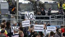 Una de las protestas 'Rodea el Congreso'.