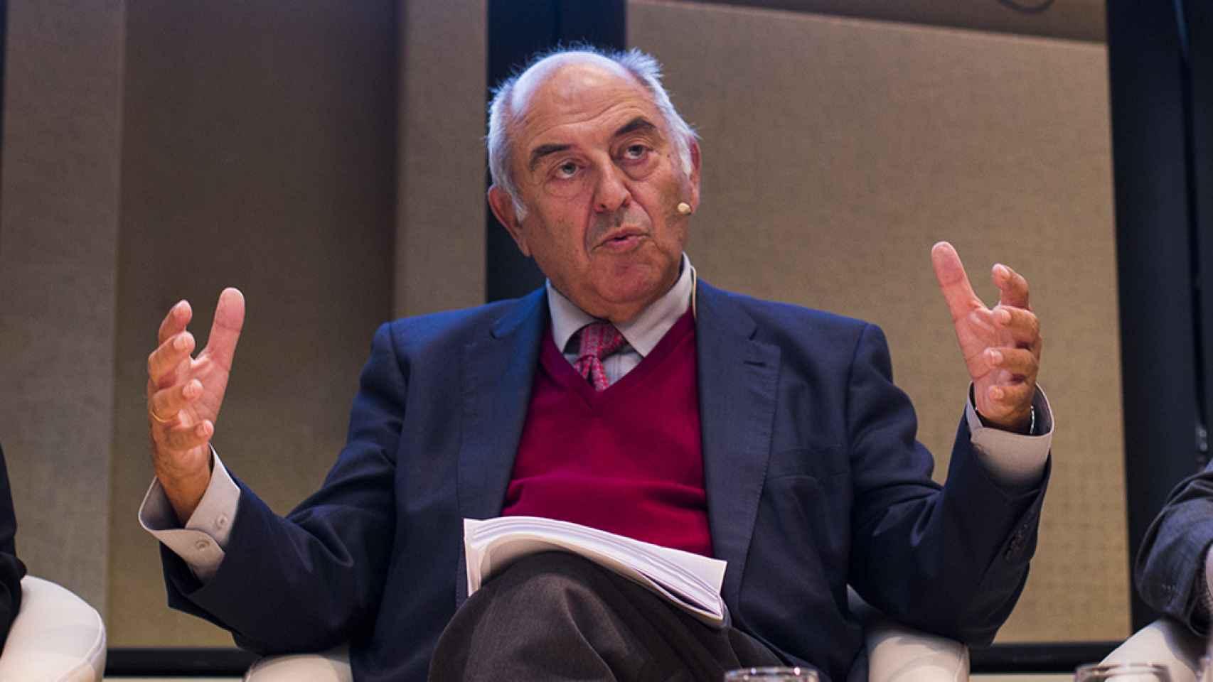 José Antonio Marina, en las jornadas sobre educación de EL ESPAÑOL.