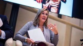 Sonia Gumpert, decana del Colegio de Abogados de Madrid.