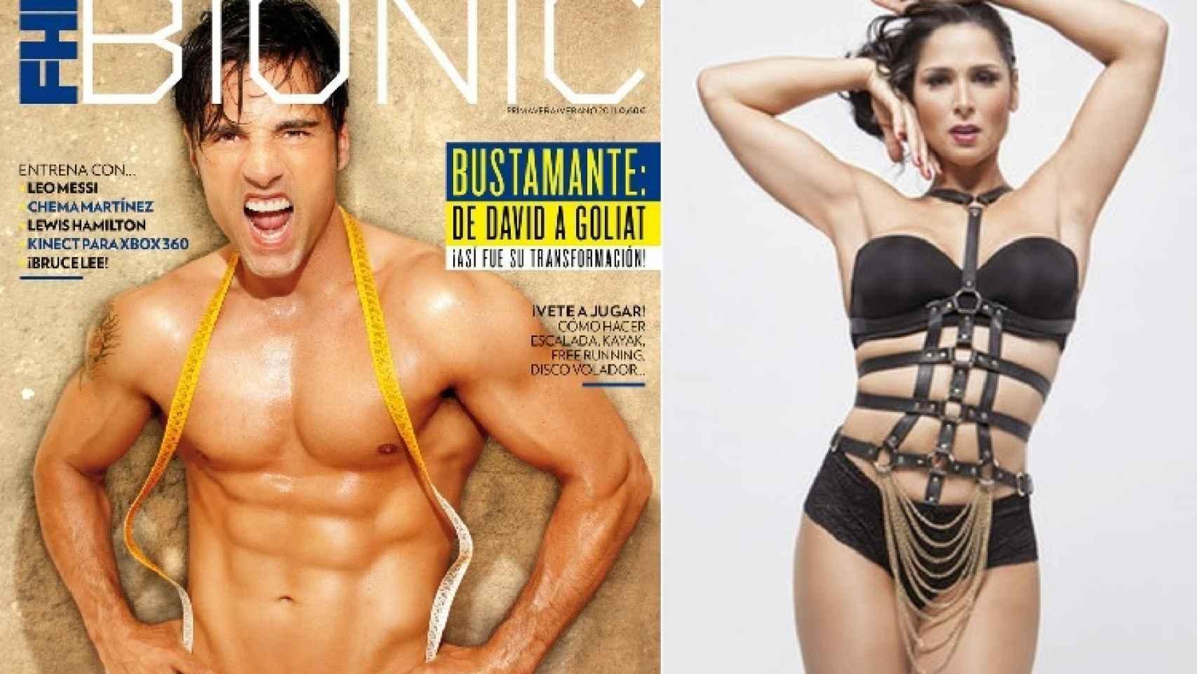 David Bustamante y Rosa López