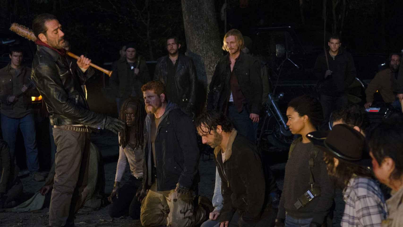 Fotograma de The Walking Dead.