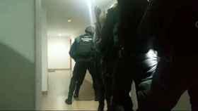 Operación de la Guardia Civil llevada a cabo en Ibiza