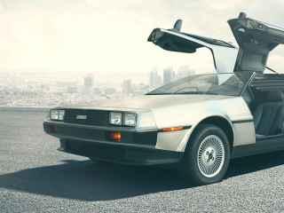 El mítico DeLorean de regreso al futuro se podrá adquirir completamente nuevo otra vez