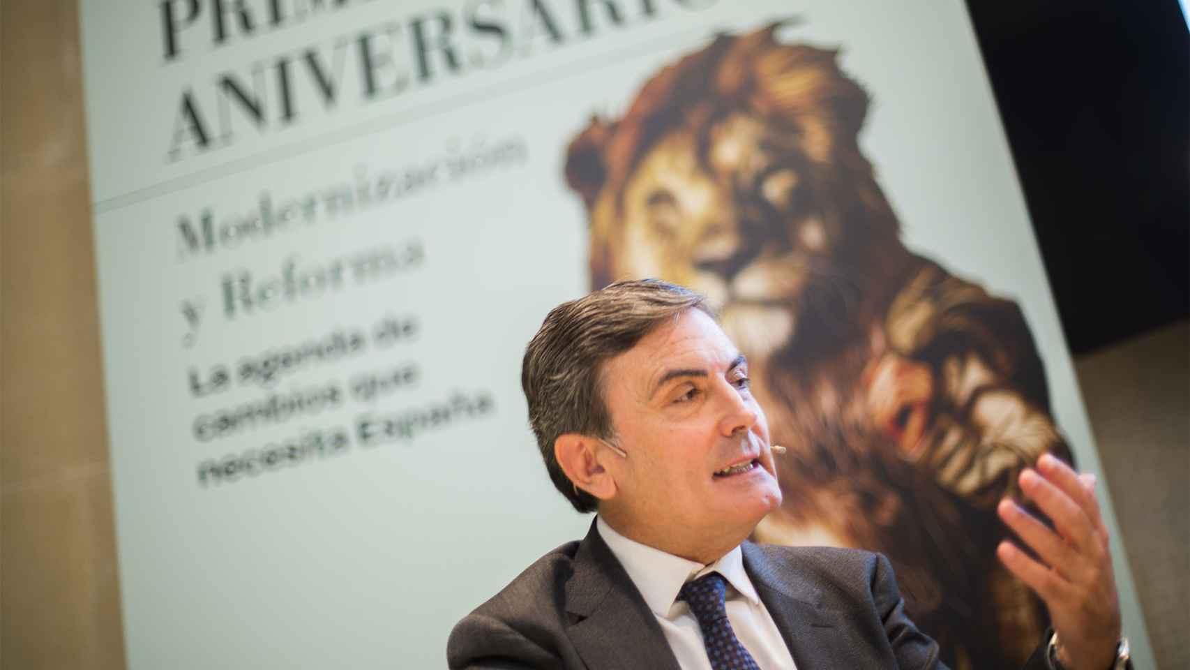 Pedro Saura, portavoz de Economía y Hacienda del PSOE.
