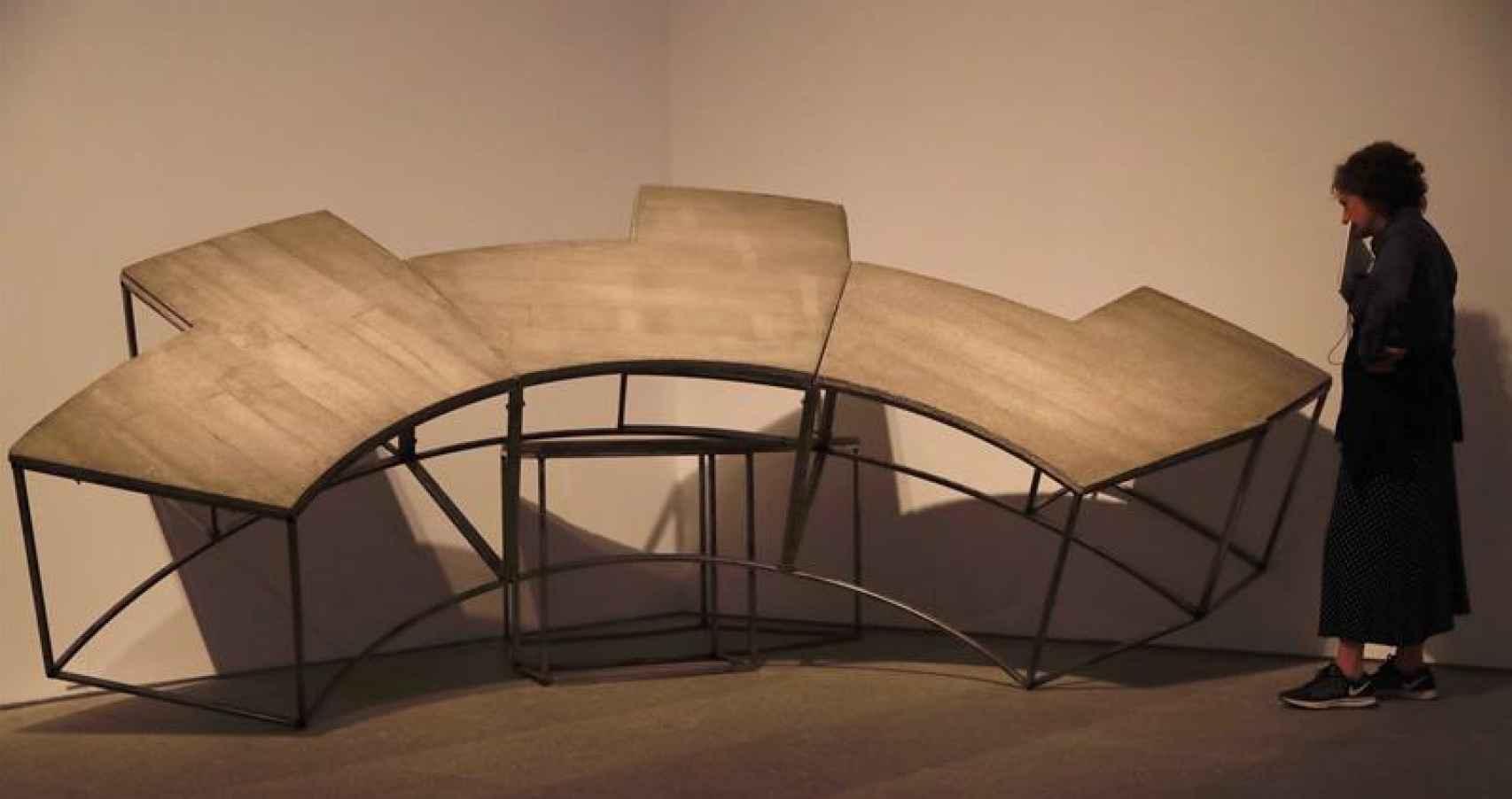 Exposición Lo contemporáneo, a partir de la colección del Reina Sofía.