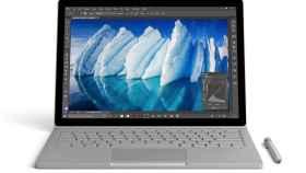 Nueva Surface Book: el portátil convertible con hasta 16 horas de batería