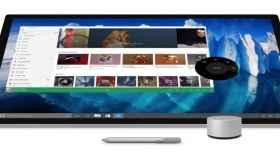 Microsoft Studio: el PC todo en uno que se transforma en tablet gigante
