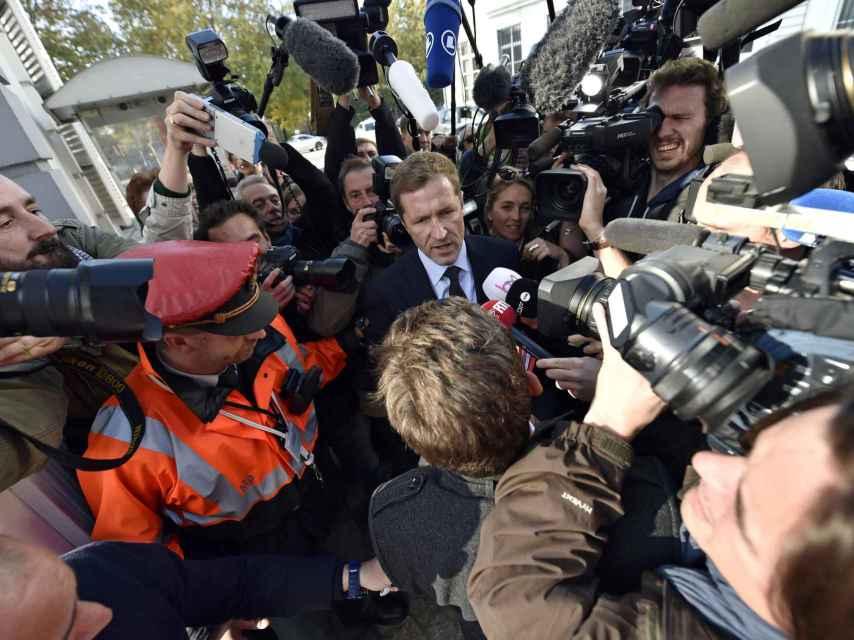 El presidente de Valonia, Paul Magnette, abandera el rechazo al CETA