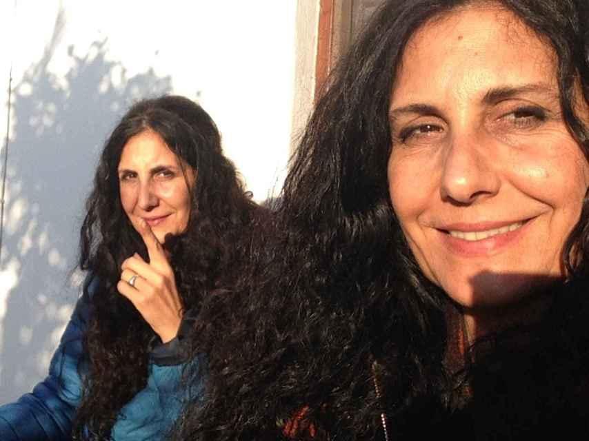 María Luján y María José Navarro