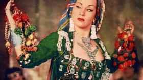 Yma Sumac, la princesa inca que triunfó en Hollywood.