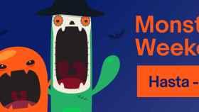 Ofertones en móviles por el Monster Weekend de eBay