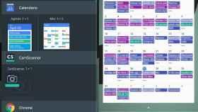 Google Calendar por fin vuelve a tener el widget de mes entero