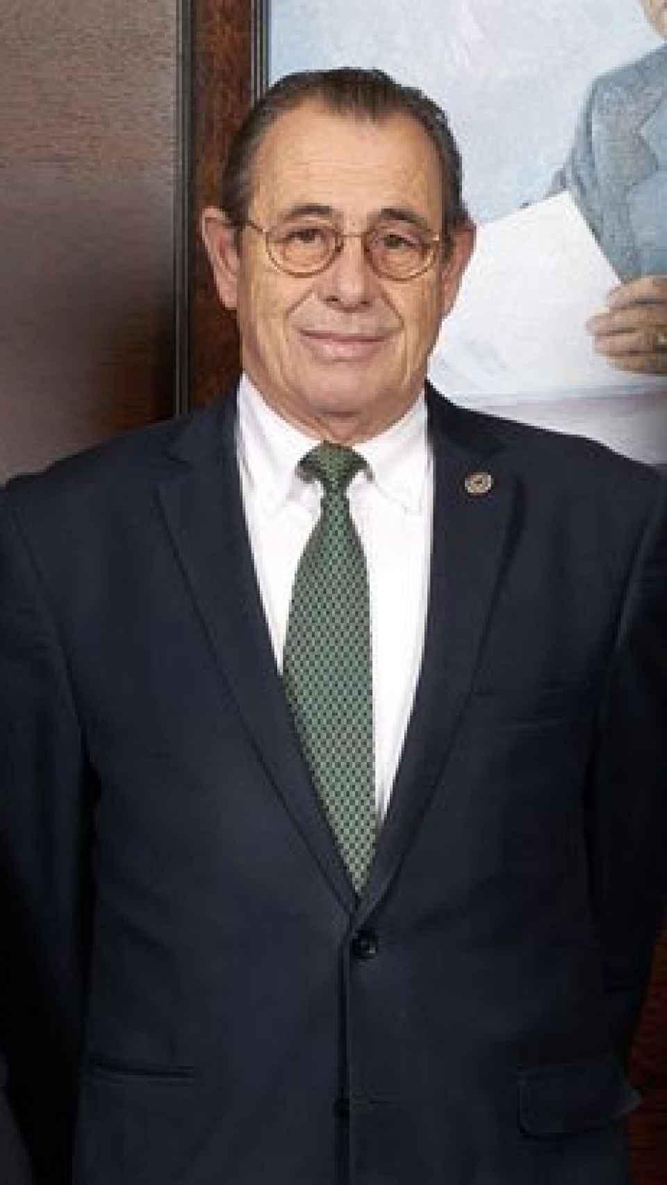 Víctor Grifols Roura, presidente de la farmacéutica.