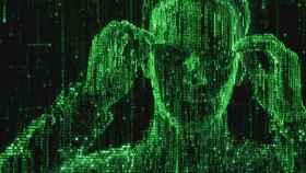 Escena de Matrix
