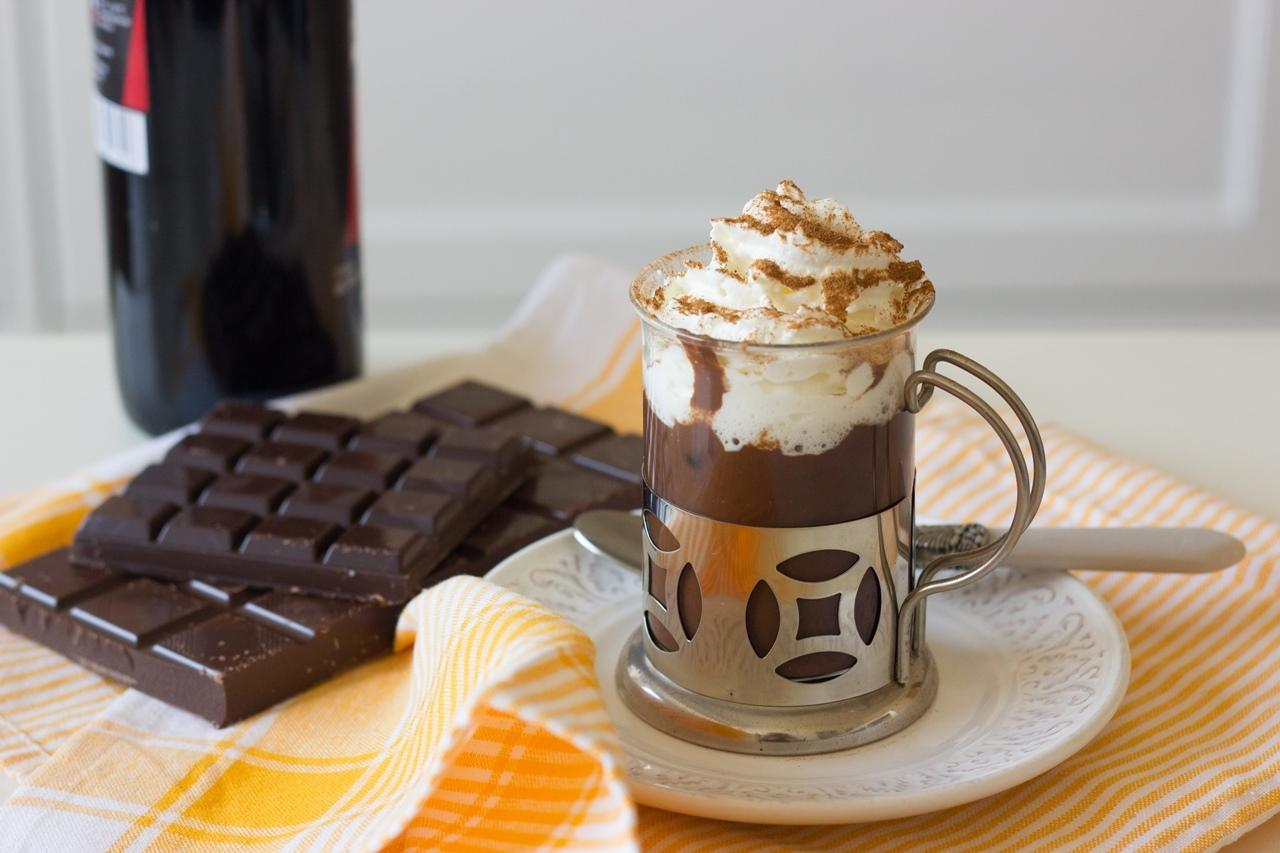 chocolate-con-vino-tinto