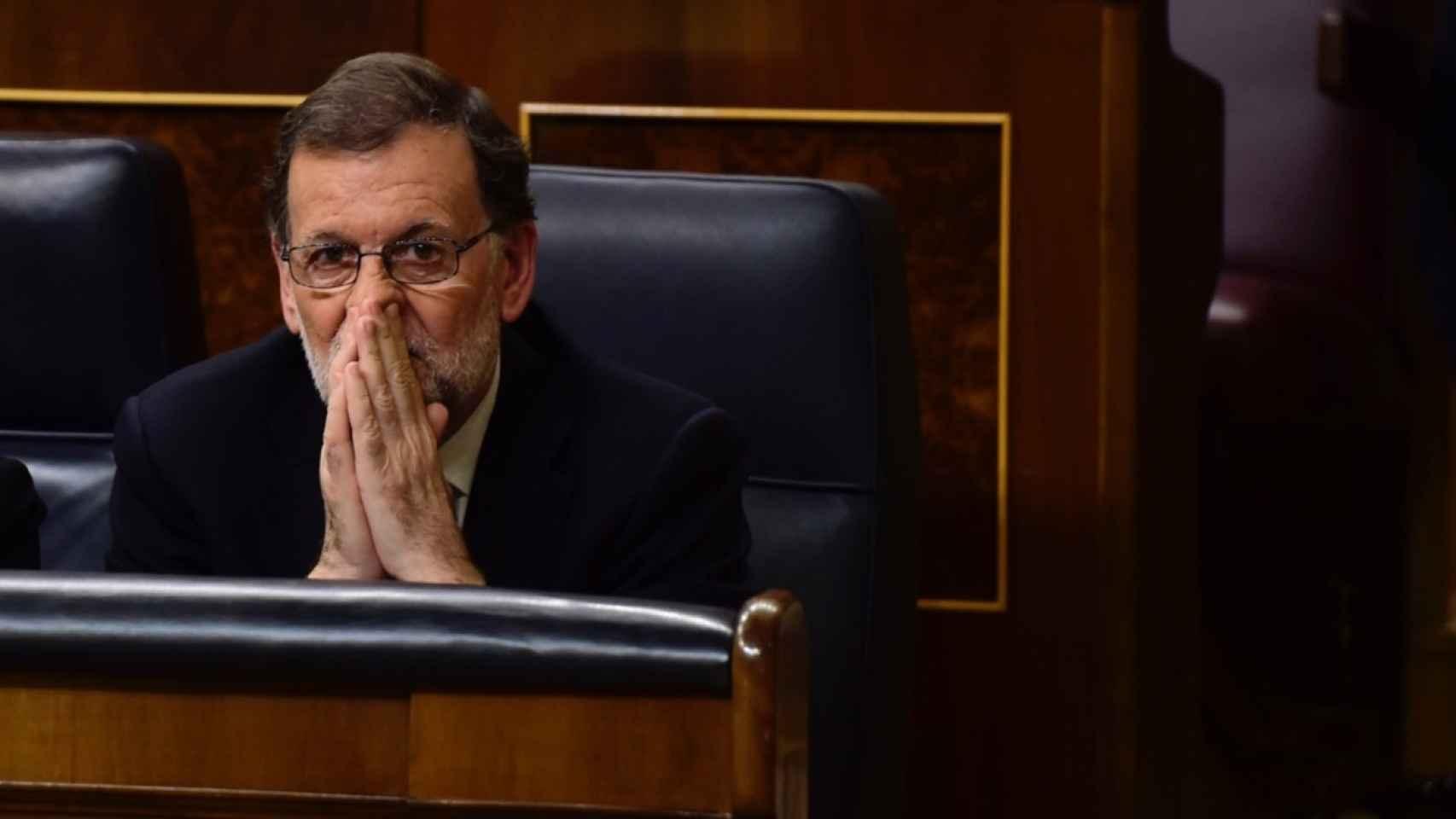 Fotos: la investidura de Mariano Rajoy como presidente del Gobierno