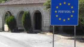 Frontera portuguesa.