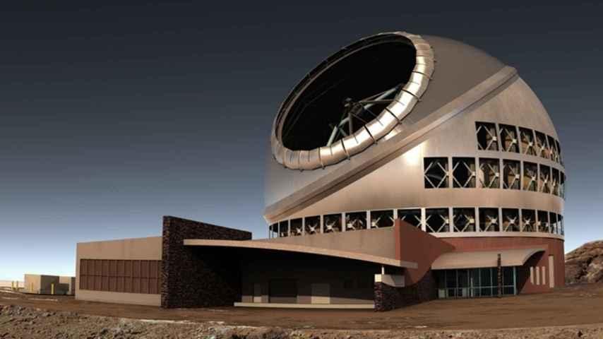 Telescopio de Treinta Metros (TMT).