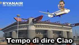 De Boer deja el Inter... Y Ryanair le recomienda el vuelo más barato a Holanda