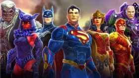DC Legends: Crea tu propio equipo de superhéroes para salvar al mundo