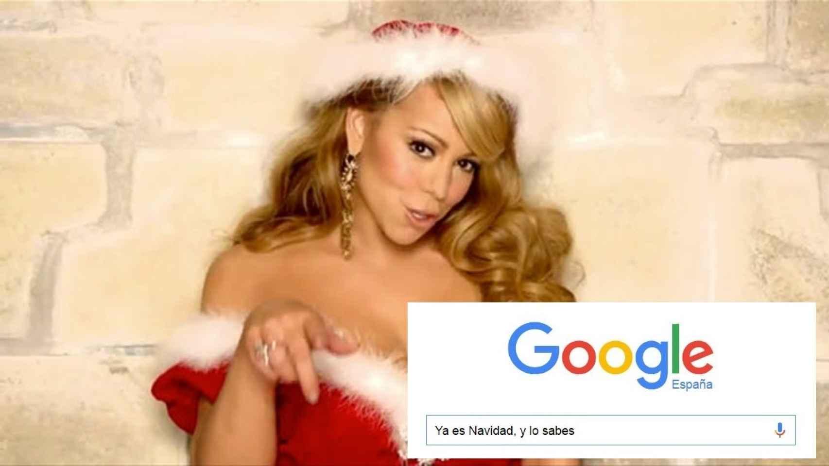 Ya es Navidad y lo sabes.