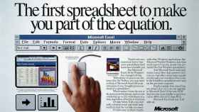 Por mucho que pasen los años, Excel sigue siendo el rey.