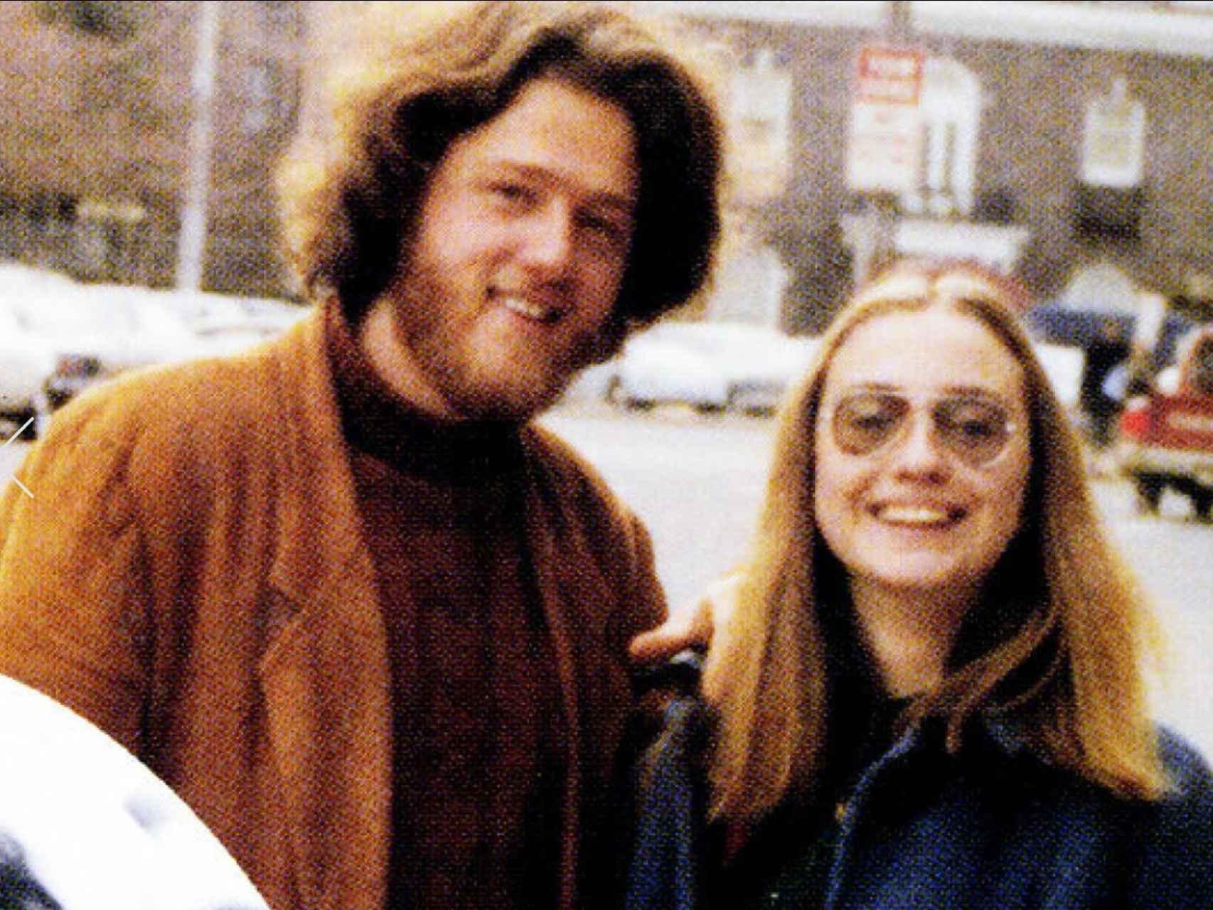 Bill Clinton e Hillary incontrato all'università di Yale a 70.