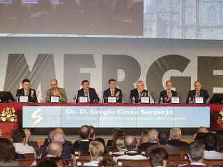 Inauguración del último congreso de SEMERGEN.