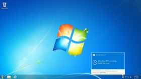 Un escritorio con Windows 8.